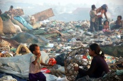 Cambodia - trash mountain 11