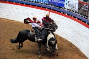 Chile - gauchos rodeo 29