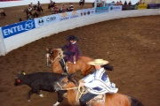 Chile - gauchos rodeo 33